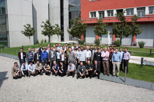 Task 44 / Annex 38 Participants in Bolzano, Italy at Meeting 1 - 2010